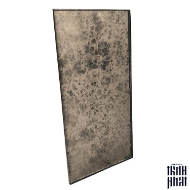 Bronze Antique Mirror Black Cloud